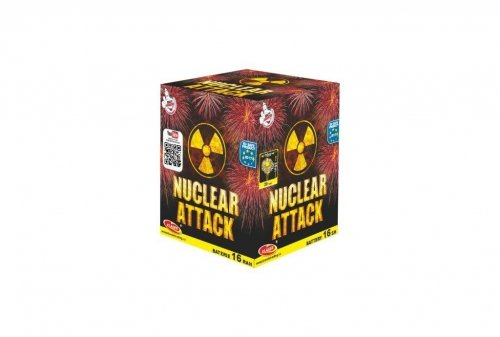 Nuclear attack 16 ran / 20mm