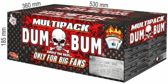 Dum Bum pack 1ks