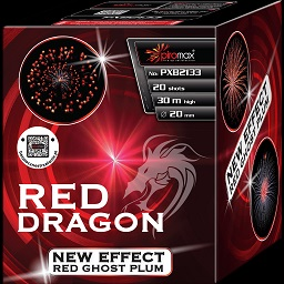 Red Dragon 20 ran / 20mm