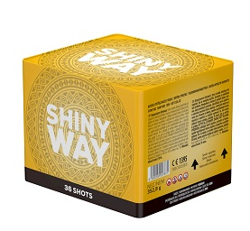 Shiny Way 36 ran / 25 mm