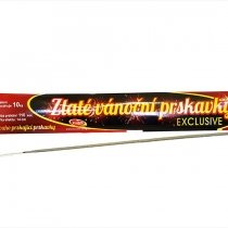 Prskavky exclusive 40cm 10ks